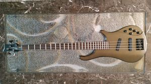 Dean Bass Guitar active pickups Excellent condition for Sale in Dayton, OR
