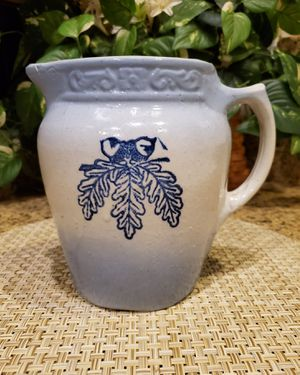 Antique Yelloware Crock Pitcher for Sale in Goodyear, AZ