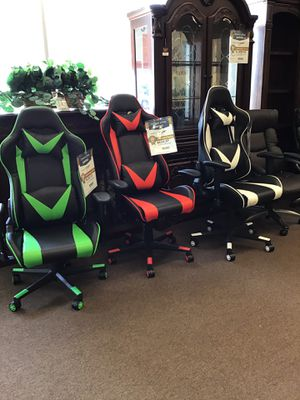 Gaming chairs for Sale in Victoria, TX