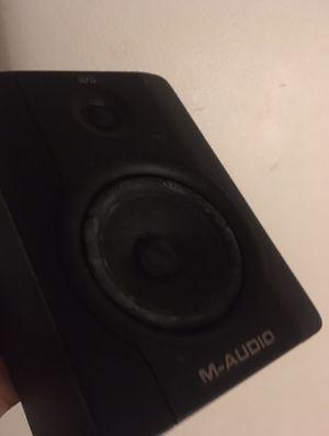 M-Audio Speakers for Sale in San Diego, CA