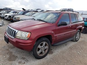 2004 jeep grand Cherokee parts 4.7 for Sale in DeSoto, TX