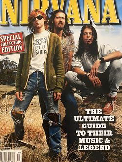 Rolling Stone Nirvana Special Edition for Sale in Vista,  CA