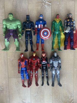 Marvel Avengers Superhero Action Figures for Sale in Gilbert, AZ