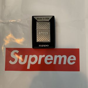 Supreme zippo for Sale in South San Francisco, CA