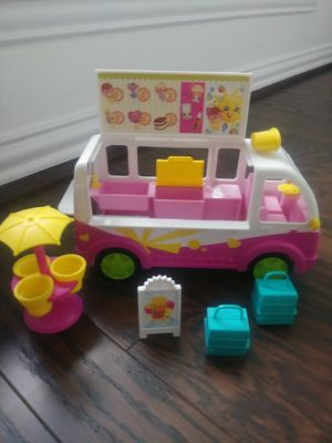 Shopkins ice cream truck for Sale in Cypress, TX