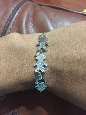 Bracelet with 3 charms for Sale in Lake Elsinore, CA