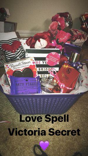 Victoria's Secret Valentine's Day baskets for Sale in Atlanta, GA