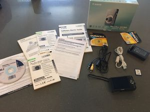 Canon SD 750 for Sale in Lone Tree, CO