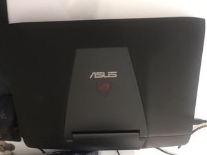"""ASUS ROG GTX965 17.3"""" Touch Scrn Laptop i7 2.6GHz 8GB 1TB Win 10 (G751JL-BBI7T29) for Sale in Seattle, WA"""