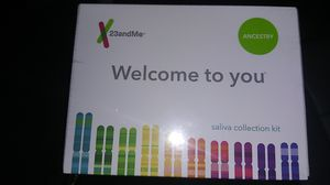 23& Me Ancestry Kit !!!! for Sale in Phoenix, AZ