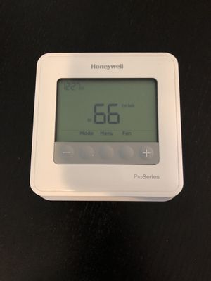 Honeywell ProSeries Thermostat for Sale in Austin, TX