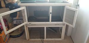 Used, Rabbit hutch for Sale for sale  Smyrna, GA