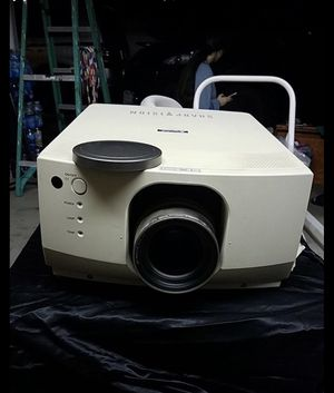 SHARP VISION PROJECTOR for Sale in Covina, CA