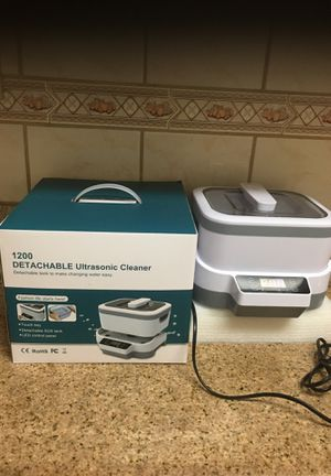 Ultrasonic cleaner for Sale in Lynwood, CA
