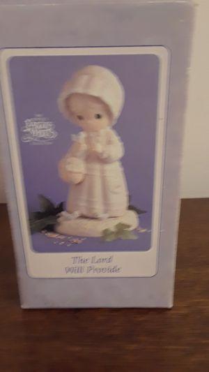 """Precious Moments """" The Lord Will Provide for Sale in Boston, MA"""