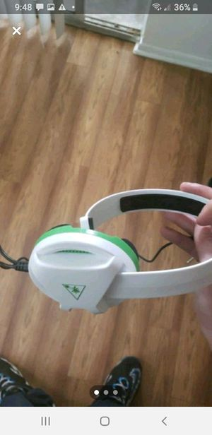 Turtle Beach headset xbox1/ps4 for Sale in Delray Beach, FL