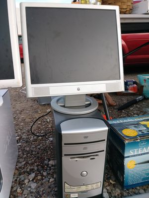 eMACHINES T2778 desktop computer w/ monitor for Sale in Columbus, OH