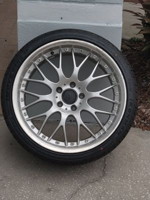 """19"""" rims and tires for Sale in Zephyrhills, FL"""