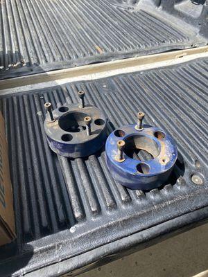 "3"" f150 strut spacers/ leveling kit for Sale in Riverside, CA"