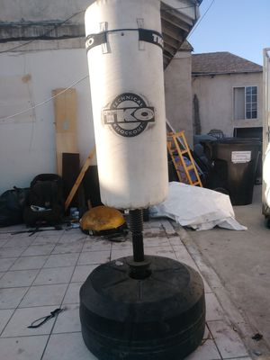 Punching bag for Sale in Compton, CA