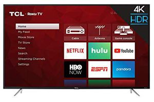 "TCL Roku TV ""65"" Smart TV 65S405 4K HDR for Sale in Burbank, CA"