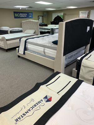 Mattress deals and bed frames on sale all sizes special financing available for Sale in Irving, TX