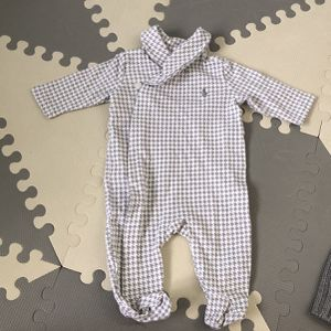 3M Ralph Lauren Baby Shawl Coverall for Sale in Miami, FL