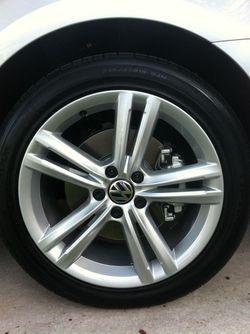 Jetta wheels Passat wheels golf Wheels Volkswagen Audi GLI GTI Tiguan Wheels CC rims for Sale in Paramount,  CA