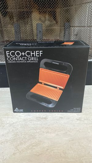 Eco+Chef Contact Grill for Sale in Westlake, OH
