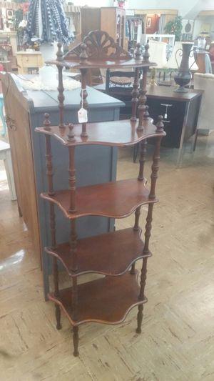 5 tier shelf for Sale in Jonesboro, LA
