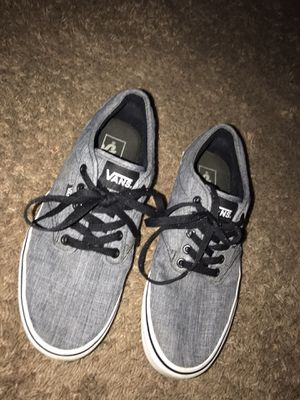 Gray vans for Sale in Gustine, CA