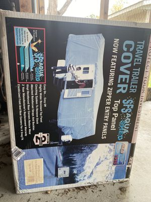 New in Box ADCO Travel Trailer Cover for Sale in Canyon Lake, TX