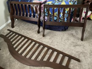 Free twin bed frame -has spring base too for Sale in Yorba Linda, CA