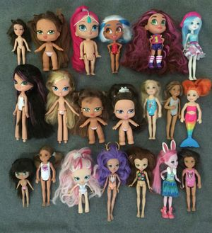 20 Dolls Disney Shopkins Kelly Enchantimals etc. for Sale in Thousand Oaks, CA