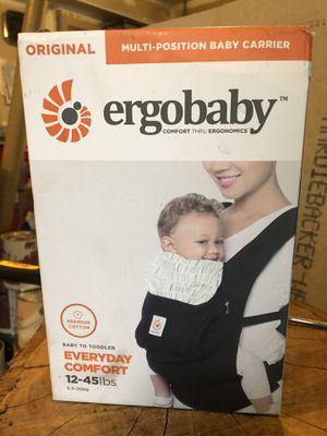 Ergo baby Baby carrier never used!! for Sale in Bothell, WA