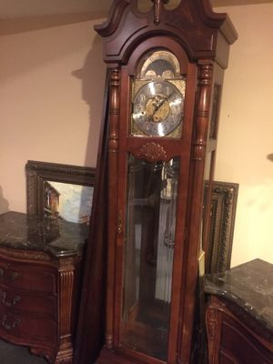 Grandfather Clock - Like New for Sale in North Bethesda, MD