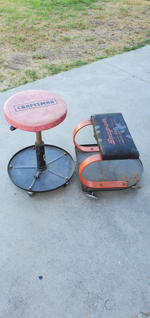 Snap on snapon snap-on and craftsman stool seat creeper. for Sale in Rosemead, CA
