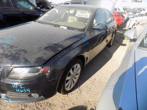 2012 Audi A4 2.0L (PARTING OUT) for Sale in Fontana, CA