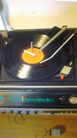 Vintage panasonic stereo record player system for Sale in Pawtucket, RI