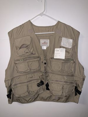 Fishing Vest Size XL for Sale in Naperville, IL