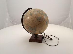 Vintage Replogle World Premier light up Globe for Sale in Durham, NC