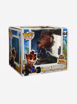 POP! Rides: Crash Bandicoot Funko for Sale in Philadelphia, PA