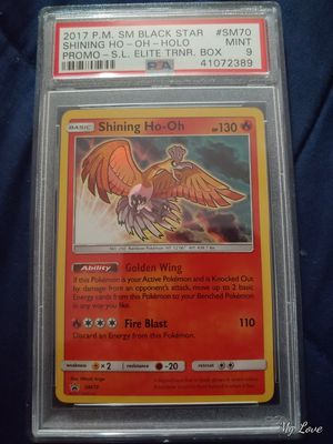 Shining legends ho-oh psa 9 for Sale in Vista, CA