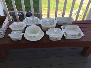 Vintage Pyrex dishes for Sale in South Bloomfield, OH
