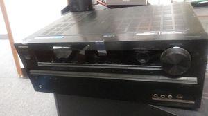 ONKYO AV Receiver Model No. TX-NR414 for Sale in Portland, OR