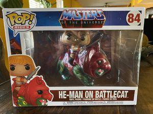 He-Man on Battlecat for Sale in El Paso, TX