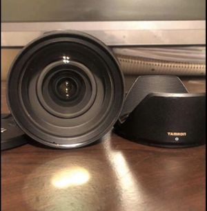 Tamron 24-70 2.8 for Canon for Sale in Coral Springs, FL
