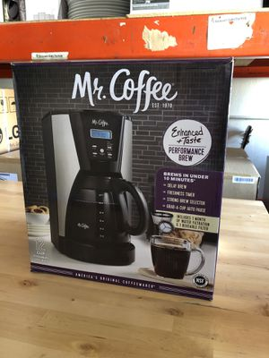 New Mr. Coffee $26 for Sale in Westminster, CA