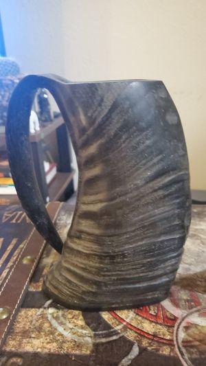 Buffalo horn mug for Sale in Issaquah, WA