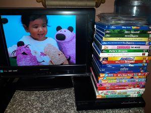 TV ,DVD movie's bundle for Sale in Parlier, CA